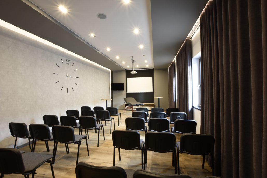 sala szkoleniowa pokaz